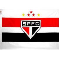Bandeira Do São Paulo Futebol Clube Oficial - Unissex