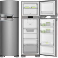 Refrigerador   Geladeira Consul Frost Free 2 Portas 275 Litros Inox - Crm35Nk