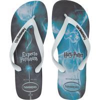 Sandálias Masculina Harry Potter - Azul