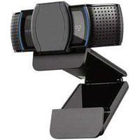 Câmera Webcam Full Hd Preto - Logitech - C920S