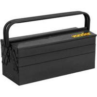 Caixa Para Ferramentas Metálica Com 5 Gavetas 50X19Cm Amarelo E Preto Vonder