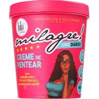 Lola Milagre Creme De Pentear 450G - Incolor - Dafiti