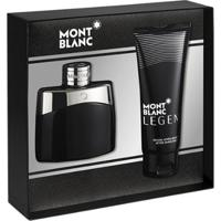 Kit 1 Perfume Masculino Montblanc Legend Edt 50Ml +1 Pós Barba - 100Ml - Masculino-Incolor