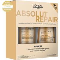 Kit Absolut Repair Shampoo Lipidium 300Ml + Máscara Absolut Repair Lipidium 250G - Unissex
