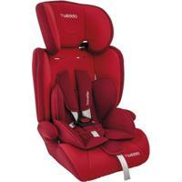 Cadeira Para Auto - De 09 A 36 Kg - Traveller - Vermelho - Kiddo