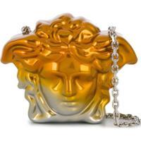 Versace Cinto Medusa De Corrente - Dourado