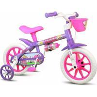 Bicicleta Bicicleta Infantil Aro 12 Nathor - Unissex
