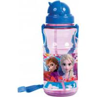 Garrafinha Cantil Com Alça Disney Frozen