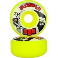Roda Moska Yellow Rock 55 - Unissex