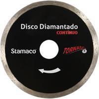 """Disco Diamantado Contínuo Tornado Corte A Seco 4"""""""