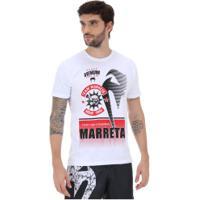 Camiseta Venum Giant Marreta - Masculina - Branco