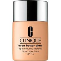Base Facial Even Better Glow? Light Reflecting Spf15 Clinique Cn 62 Porcelain Beige - Unissex-Incolor