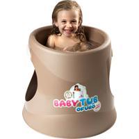 Banheira Babytub Ofurô 1 A 6 Anos Dourado