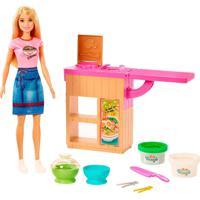 Barbie Playset Máquina De Macarrão – Mattel - Kanui
