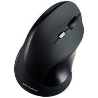 Mouse Vertical Sem Fio Multilaser Mo284, Usb, Ergonômico - Mo284