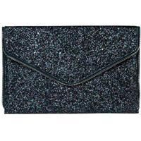 Bolsa Clutch Envelope Com Glitter