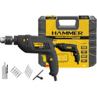 "Furadeira Impacto Hammer C/ Maleta 10Mm 3/8"" - 500W - 110V"