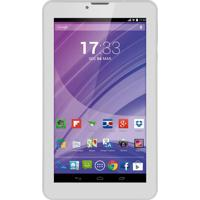 Tablet Multilaser M7 7 Polegadas 3G Dual Quad Core Branco Nb224