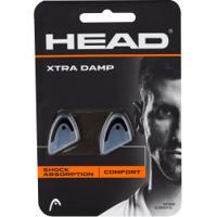 Antivibrador Head Xtra Damp - 2 Unidades - Transparente