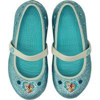 Sapato Infantil Crocs Keeley Frozen Flat