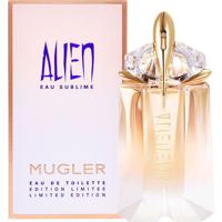 Alien Eau Sublime De Thierry Mugler Feminino Eau De Toilette 60 Ml