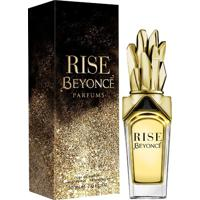 Rise By Beyonce Eau De Parfum Feminino 50 Ml
