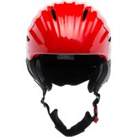 Perfect Moment Capacete Mountain Mission Star - Vermelho