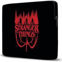 Capa Para Notebook Isoprene Stranger Things 15 Polegadas - Unissex