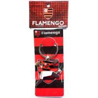 Chaveiro Flamengo Jogador Resina - Unissex