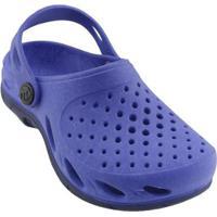 Babuche Infantil Ventor Básico - Unissex-Azul