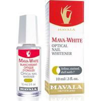 Clareador De Unhas Mavala Mava White 10Ml - Feminino-Incolor