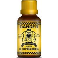 Barba Forte Danger Óleo Para Barba - 10Ml