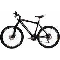 Bicicleta Mtb Canadian X-Terra 2.0 21 Vel Freio Disco Câmbios Shimano - Unissex