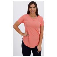 Camiseta Fila Bio Ii Feminina Coral