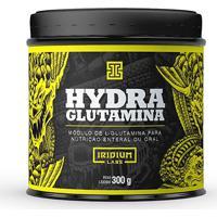 Glutamina Hydra Iridium 300G - Unissex