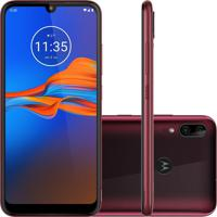 Smartphone Motorola Moto E6 Plus 64Gb 4Gb Ram Nacional Rubi