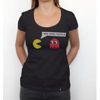 I See Dead People - Camiseta Clássica Feminina