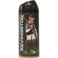 Desodorante Kevingston Fragrância Polo Deo Body Spray 150Ml Madeira