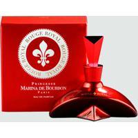 Perfume Feminino 30Ml - Rouge Royal Marina De Bourbon Eau De Parfum