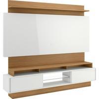 Painel Para Tv- Off White & Freijó- 198X221X35Cmdalla Costa