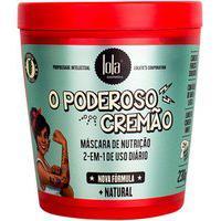 Máscara O Poderoso Cremão Lola Cosmetics 230G Único