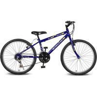 Bicicleta Kyklos Aro 24 Move 21V - Unissex