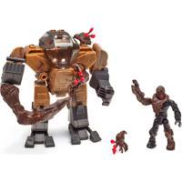 Mega Bloks Halo Ciclope Infectados Por Parasitas - Mattel
