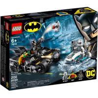 Lego Super Heroes - Dc Comics - Batman - Combate Com Mr Freeze - 76118