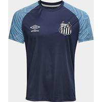 63d3f92a65dce Netshoes  Camisa Santos Treino 2018 Umbro Masculina - Masculino