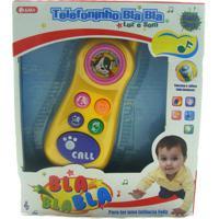 Telefoninho Bla Bla Bla Ploft Toys Ref: Pb0187