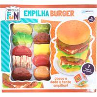 Creative Fun Empilha Burguer - Br646