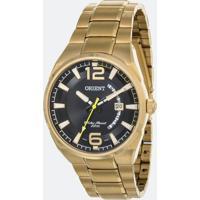 Relógio Masculino Orient Mgss1159-P2Kx Analógico 5Atm