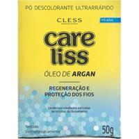 Descolorante Cless Óleo De Argan 50G