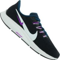 Tênis Nike Air Zoom Pegasus 36 - Feminino - Preto